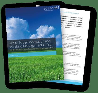 White Paper - Innovation & Portfolio Management Office Thumbnail